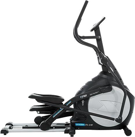 FYTTER Bicicleta Eliptica semiprofesional Plegable de tracción ...