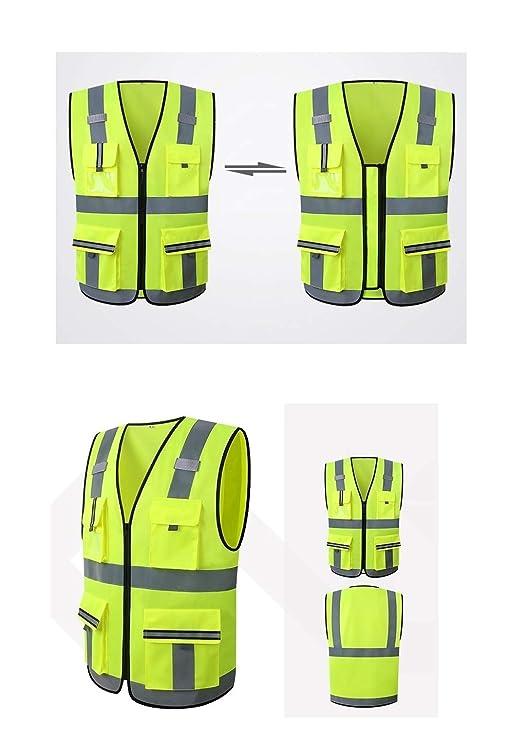 Universal Sicherheitsweste mit Reflektoren für Radfahrer