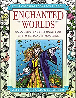 Enchanted Worlds Monte Farber Amy Zerner 9780062564849 Amazon Books
