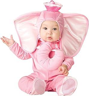 InCharacter Baby Pink Elephant Costume  sc 1 st  Amazon.com & Amazon.com: InCharacter Baby This Lilu0027 Piggy Costume: Clothing