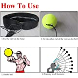 Boxing Fight Reflex Ball on String Punch