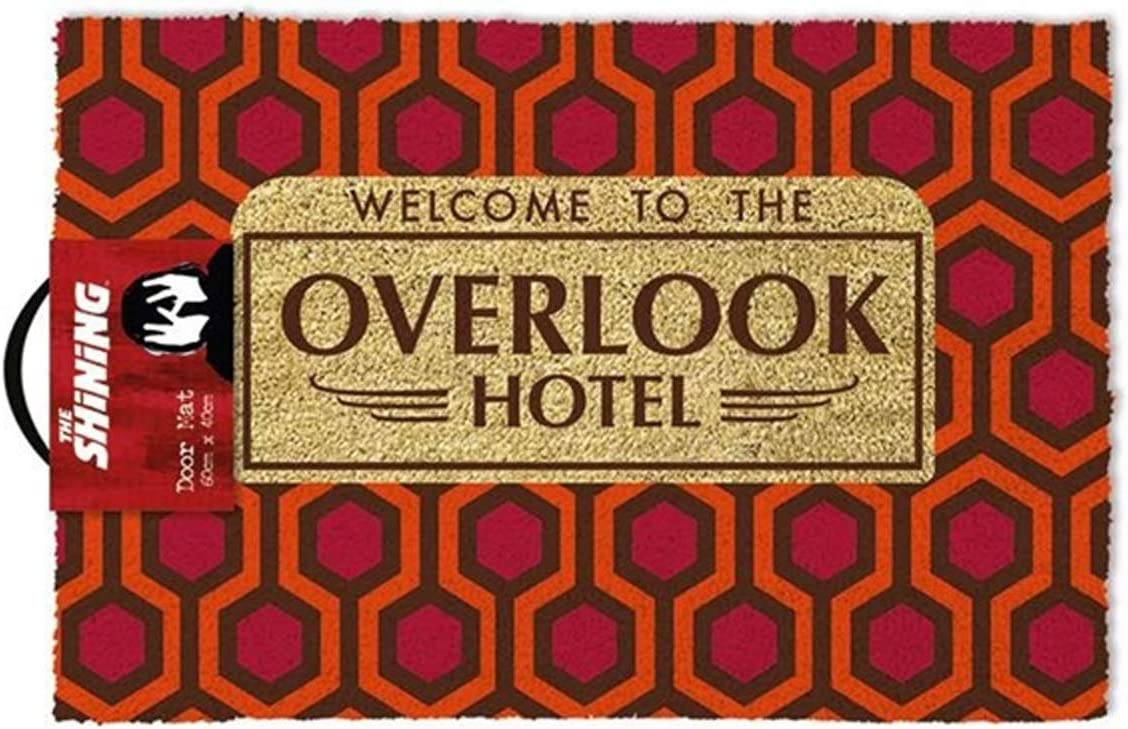 The Shining Overlook Hotel Doormat