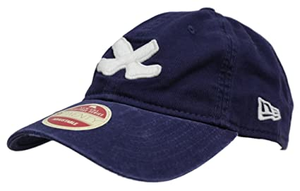 huge discount d3518 93d36 Image Unavailable. Image not available for. Color  New Era Chicago White  Sox MLB 9Twenty Cooperstown Rugged Ballcap Adjustable Hat