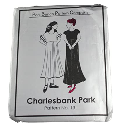 Amazon Com Park Bench Pattern Company Sewing Pattern 13