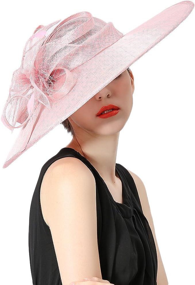 Koola's hats Sombrero de Ala Ancha Sombrero de Verano Sombrero de Sol Sombrero de Playa
