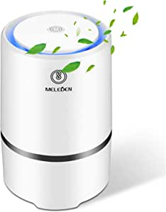 MELEDEN Air Purifier for Home with Filters, 2019 Upgraded Design Low Noise Air Purifiers