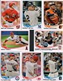 2013 Topps MLB Baseball EXCLUSIVE MASSIVE 666
