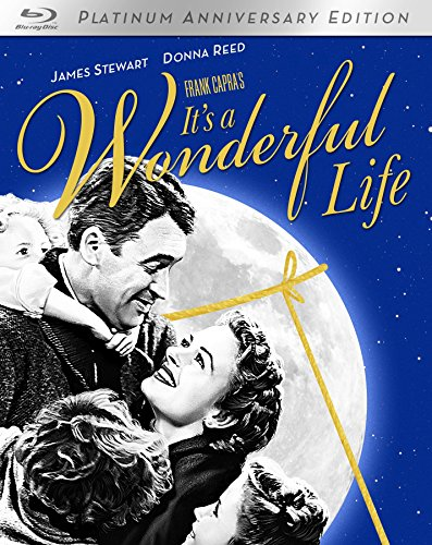 It's A Wonderful Life [Blu-ray]