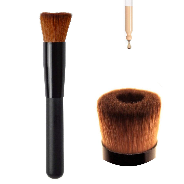 Warmtong Professional Makeup Brush Concave Liquid Foundation Brush
