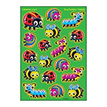 Trend Enterprises Bug Buddies Stinky Stickers (72 Piece)