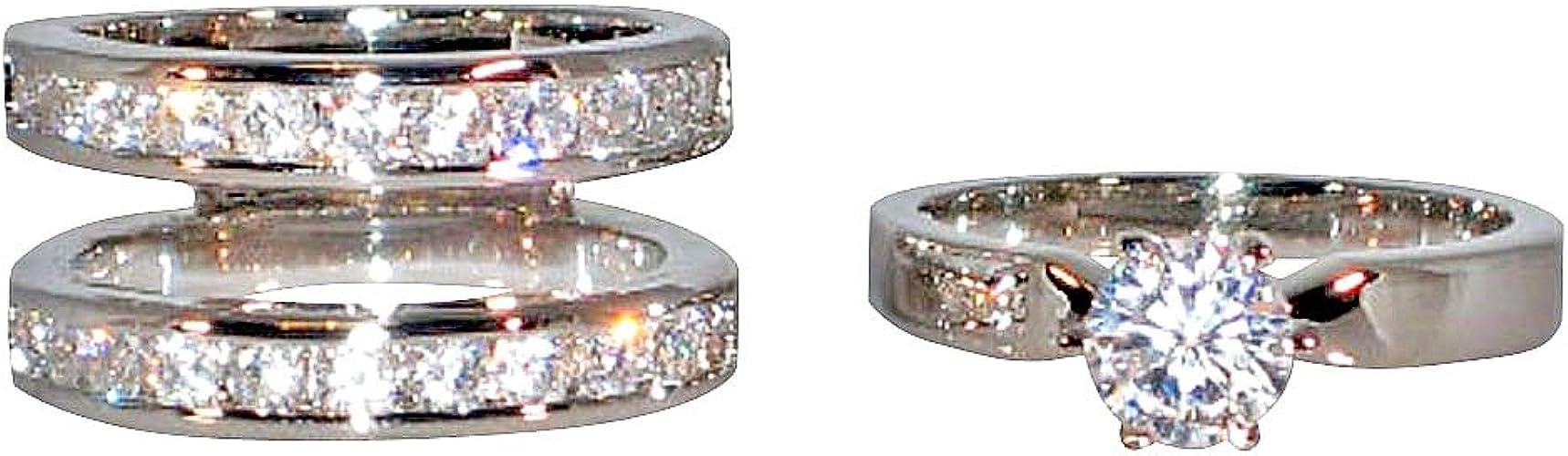 Bridal Ring Bling J18 product image 5