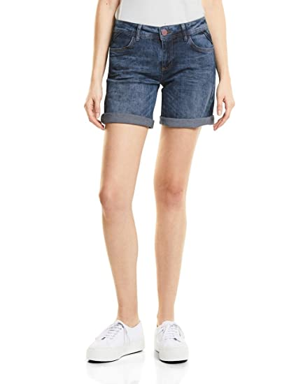 Street One Short Femme  Amazon.fr  Vêtements et accessoires 2f7938c39d5