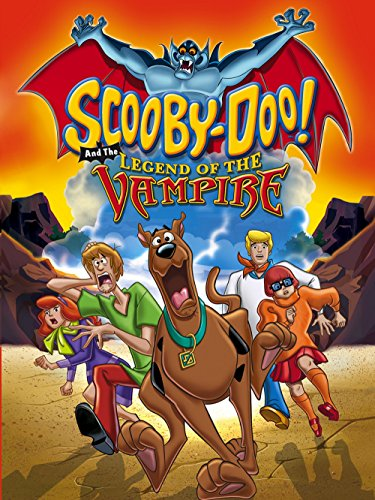 Scooby-Doo and the Legend of the Vampire -