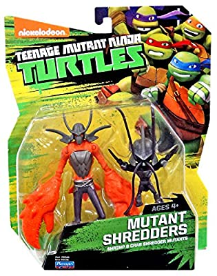 Nickelodeon Teenage Mutant Ninja Turtles, Mutant Shredders Action Figures