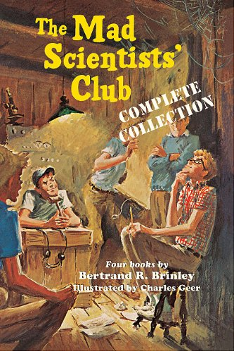 The Mad Scientists' Club Complete - Complete Club