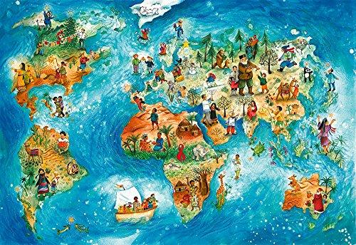Amazon Fr Weihnachten In Aller Welt Ein Poster Adventskalender