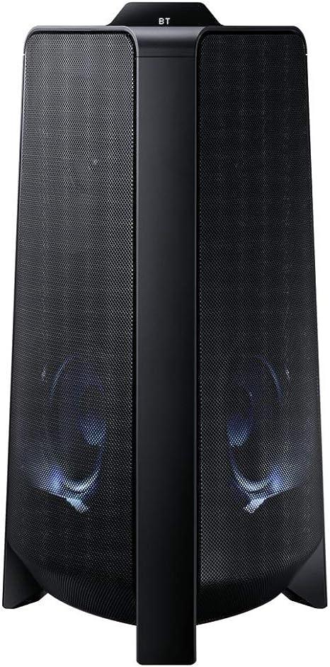 Samsung - Altavoz Sound Tower MX-T50, Bluetooth, Sistema de Canal 2.0, Amplificador de Graves, Modo Karaoke: Amazon.es: Electrónica