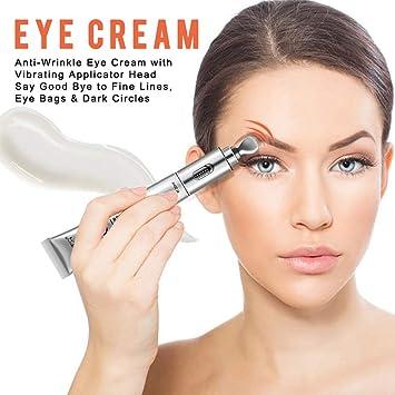Rabusion - Masajeador de ojos eléctrico antienvejecimiento ...