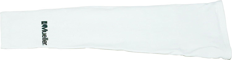 MUELLER MUELLER Performance Sleeve, White, One Size, OSFM