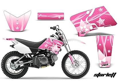 Amazoncom Yamaha Ttr90 2000 2007 Mx Dirt Bike Graphic Kit Sticker