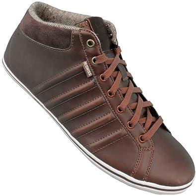 save off 0b0f6 4b585 K-Swiss Hof Iv Mid VNZ, Men's Hi-Top Sneakers