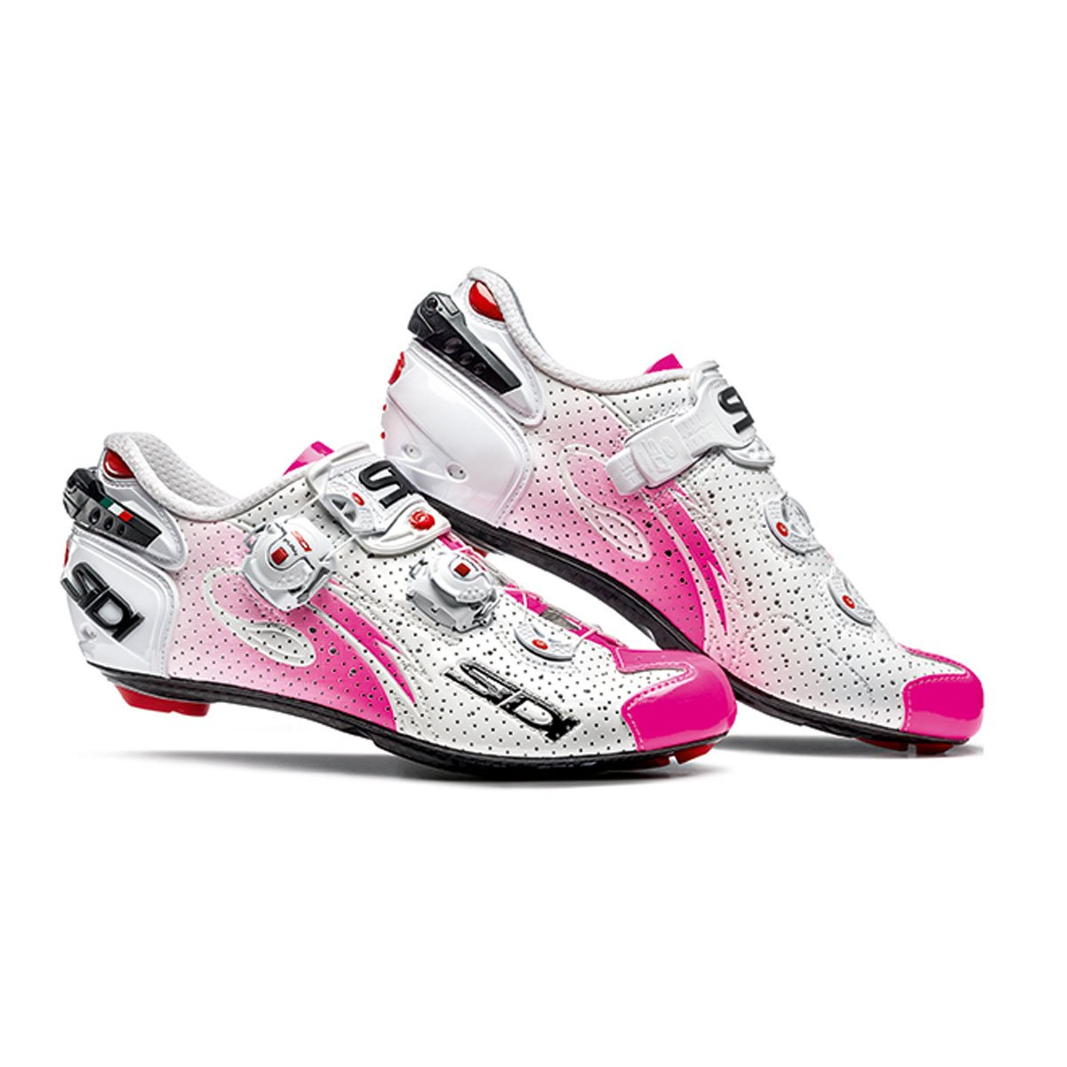 Sidi メンズ SRS-WWA-WHLB-41 B01AU6YU0Y 39 M EU|White/Pink Fluo White/Pink Fluo 39 M EU