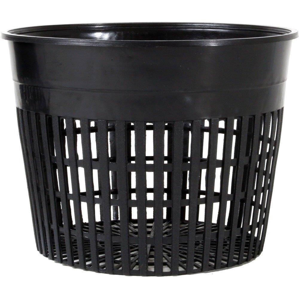Hydrofarm Net Pot, 6-Inch, 50-Pack