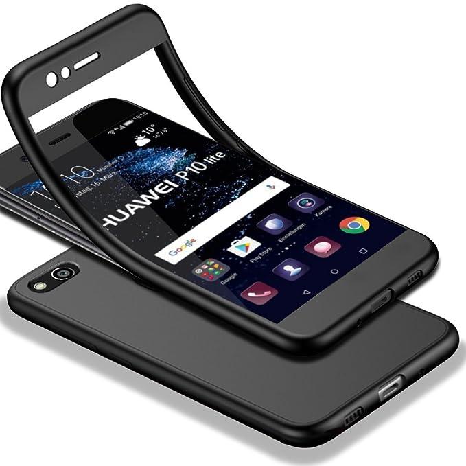 Amazon.com: GUANHAO carcasa para Huawei P10 Lite, funda de ...