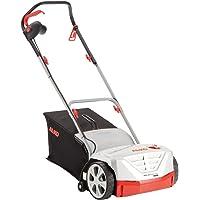 AL-KO Elektro-Vertikutierer Basic Care 32.5 VE Classic, 32 cm Arbeitsbreite, 1000 Watt Motorleistung, für Flächen bis 400 m², Arbeitstiefe 5-fach zentral verstellbar, inkl. Fangsack
