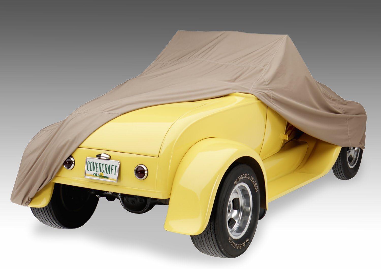 Covercraft Custom Fit WeatherShield HP Series Car Cover Yellow C13895PY