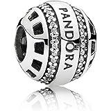 Pandora Women 9 k (375) Silver Zircon Accessories