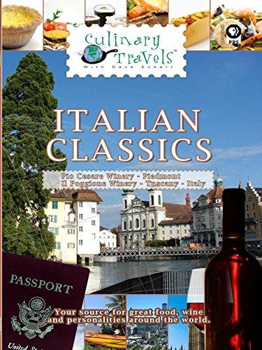 Italy Piedmont Barolo Italian - Culinary Travels - Italian Classics - Piedmont/Il Poggione Winery - Tuscany