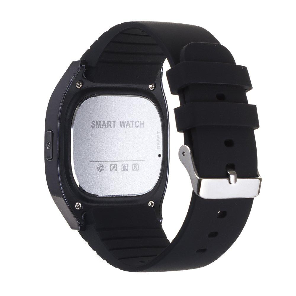 DAM - Smartwatch Timesaphire 2 BT Black, NOTIFICACIONES iPhone 7 ...