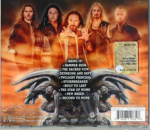 CDS HAMMERFALL BAIXAR