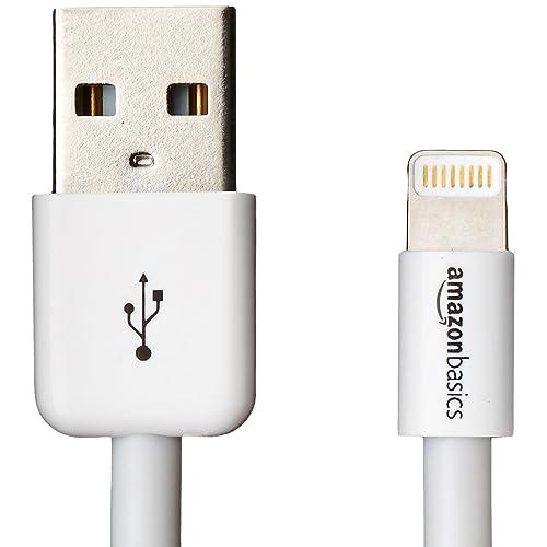 Amazonベーシック Apple認証 ハイクオリティー ライトニングUSB充電ケーブル