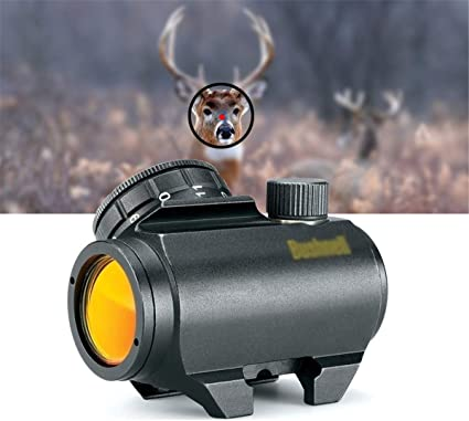1x25mm Bushnell Trophy Red Dot TRS-25 3 MOA Red Dot Reticle Riflescope