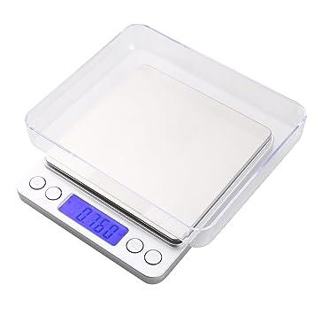 LEADSTAR Digital Multifunción Alimentos Cocinar Y Hornear Electrónica Cocina Escalan Báscula Digital para Cocina Escala para