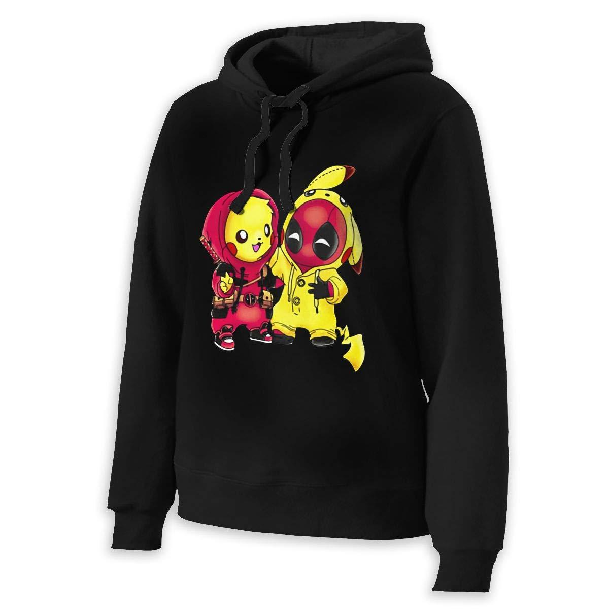 Pikachu Pool Ninja T Shirt, Pikachu Deadpool Woman Hoodie ...