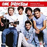 one direction 18 - One Direction 2014 Calendar: 18 Month