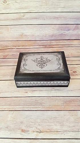 Amazoncom Gothic Jewelry Box Handmade