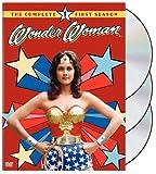 Wonder Woman: First Season Disc 1: Pilot and Episodes 1-4
