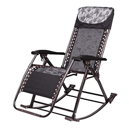 Amazon.com: Sillón reclinable plegable de verano para ...