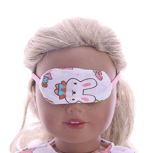 YOYOGO ❀Juguetes para Bebés Accesorios De Disfraces Diarios para Muñecas  Ropa para Muñecos De 18 Pulgadas American Girl Doll  Amazon.es  Juguetes y  juegos 05c8395c0e7f