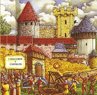Caballeros y castillos (Aventureros): Amazon.es: Susaeta, Equipo: Libros