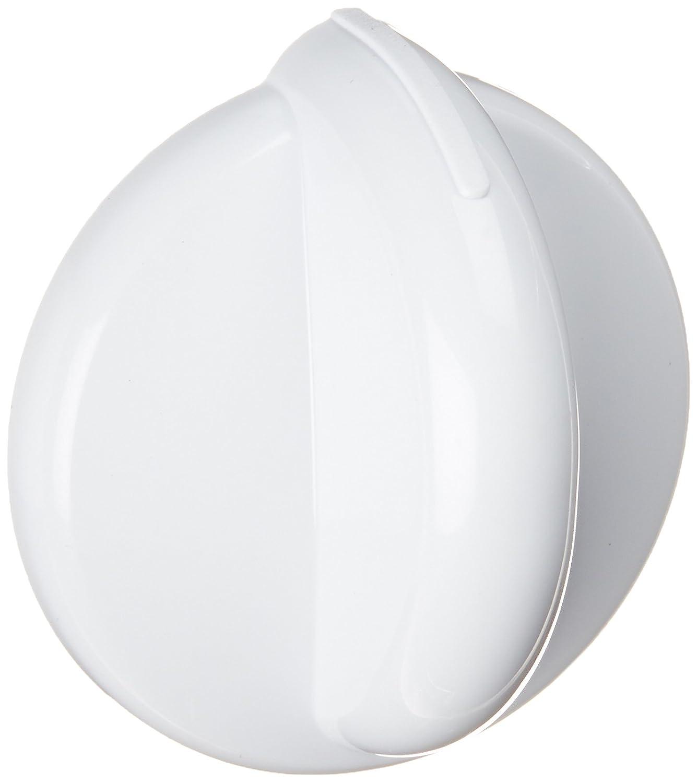 General Electric WB03K10143 Knob Top Burners, White
