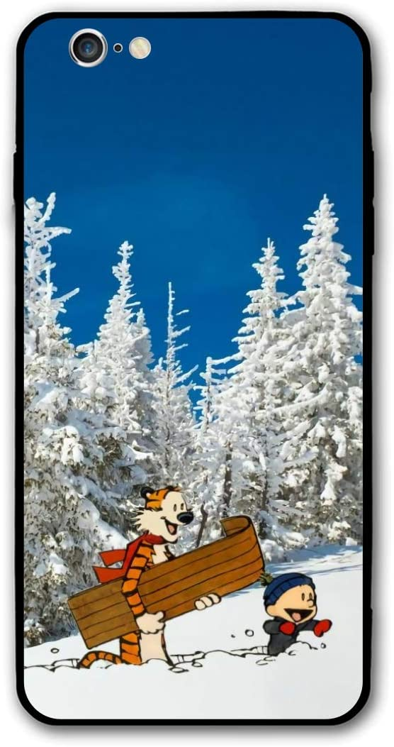 Calvin and Hobbes Winter iphone case
