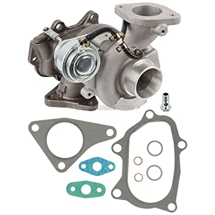 Amazon.com: New Turbo Kit With Turbocharger Gaskets For Subaru Forester XT & Impreza 2.5GT - BuyAutoParts 40-80462V1 New: Automotive