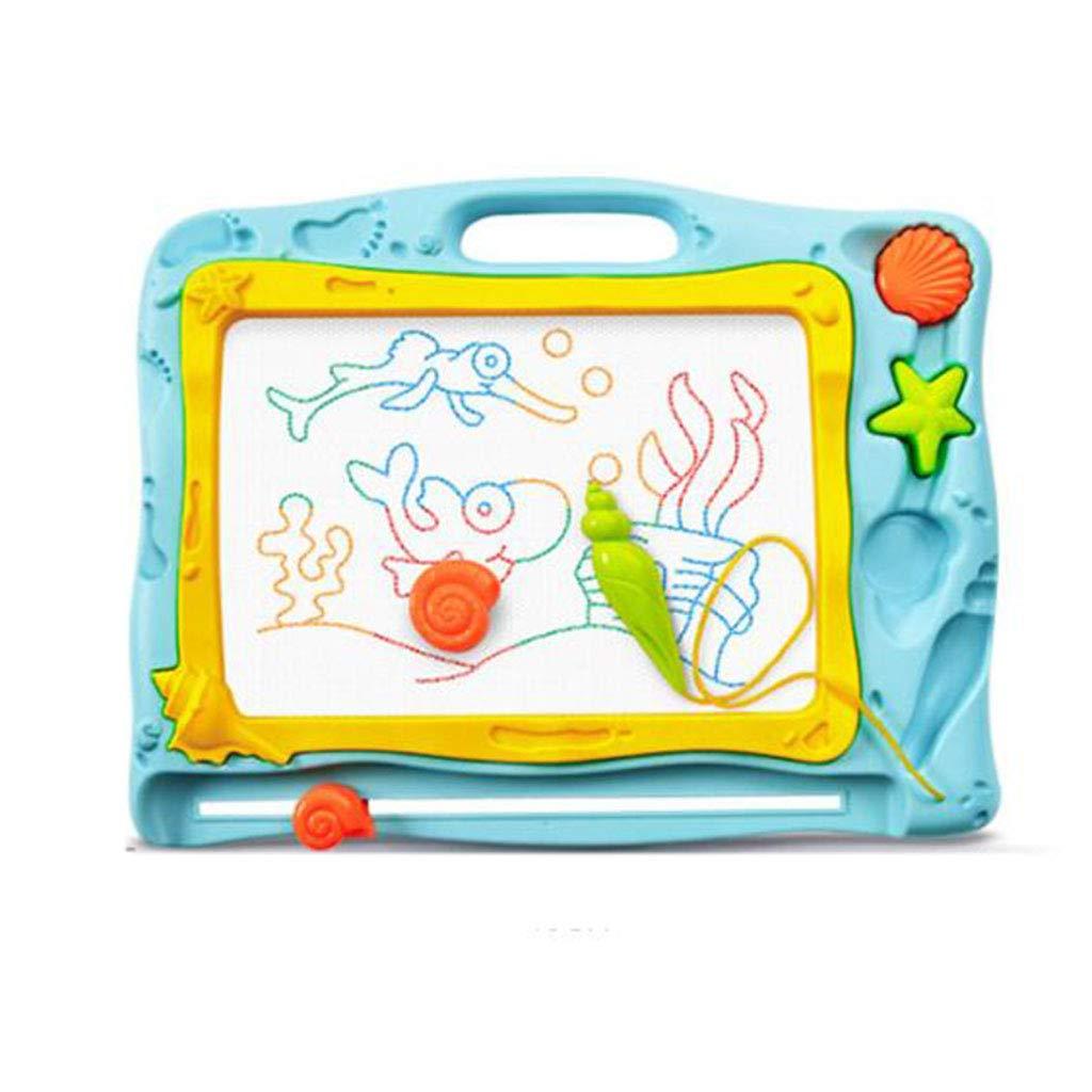 D_HOME Kinder große Farbe magnetische reißbrett Puzzle Bord Graffiti Spielzeug (31  40 cm) (größe : 31  40cm)