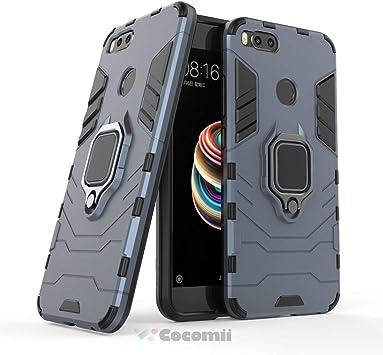 Cocomii Black Panther Armor Xiaomi Mi A1/Mi 5X Funda Nuevo ...