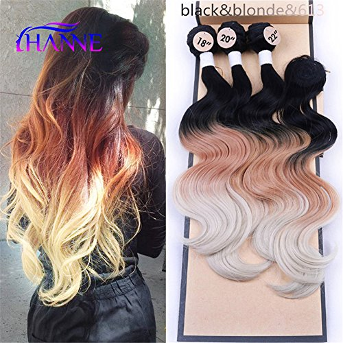 HANNE Synthetic Resistant Colorful Extensions product image